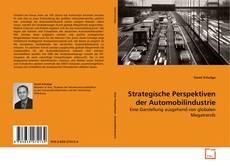 Borítókép a  Strategische Perspektiven der Automobilindustrie - hoz