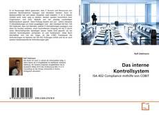 Borítókép a  Das interne Kontrollsystem - hoz