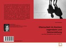 Capa do livro de Elternarbeit im Kontext Jugendamt und Heimerziehung