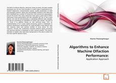 Couverture de Algorithms to Enhance Machine Olfaction Performance: