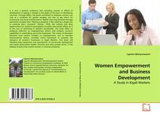 Portada del libro de Women Empowerment and Business Development