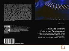 Portada del libro de Small and Medium Enterprises Development