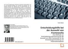 Capa do livro de Entscheidungshilfe bei der Auswahl von Frameworks