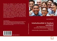 Обложка Interkulturalität in Studium und Beruf