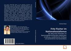 Capa do livro de Fritz Fischer im Nationalsozialismus