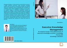 Bookcover of Executive Knowledge Management