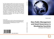 Buchcover von New Public Management and Good Governance in Developing Countries