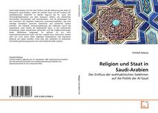 Religion und Staat in Saudi-Arabien kitap kapağı