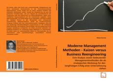 Copertina di Moderne Management Methoden - Kaizen versus Business Reengineering