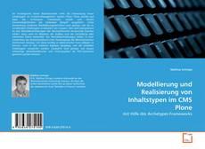 Capa do livro de Modellierung und Realisierung von Inhaltstypen im CMS Plone