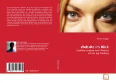 Couverture de Website im Blick