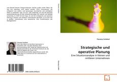Capa do livro de Strategische und operative Planung
