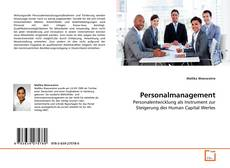 Couverture de Personalmanagement