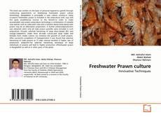 Capa do livro de Freshwater Prawn culture