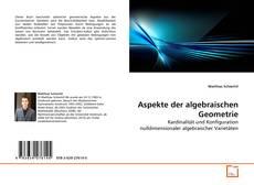Buchcover von Aspekte der algebraischen Geometrie
