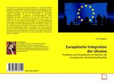 Buchcover von Europäische Integration der Ukraine
