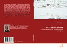 Elizabeth Erinnert kitap kapağı