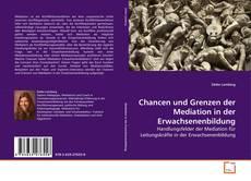 Buchcover von Chancen und Grenzen der Mediation in der Erwachsenenbildung