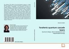 Couverture de Terahertz quantum cascade lasers