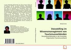 Bookcover of Storytelling im Wissensmanagement von Tourismusverbänden
