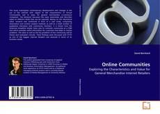 Bookcover of Online Communities