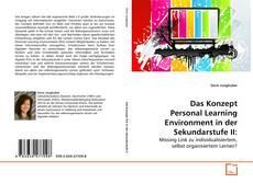 Bookcover of Das Konzept Personal Learning Environment in der Sekundarstufe II: