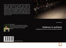 Violence in activism的封面