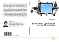 Buchcover von Social Media Optimization