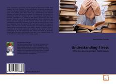 Portada del libro de Understanding Stress