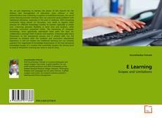 Portada del libro de E Learning