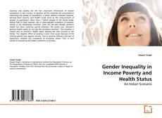 Capa do livro de Gender Inequality in Income Poverty and Health Status