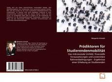 Bookcover of Prädiktoren für Studierendenmobilität