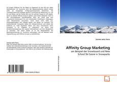 Buchcover von Affinity Group Marketing