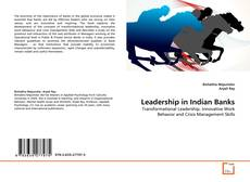 Bookcover of Leadership in Indian Banks