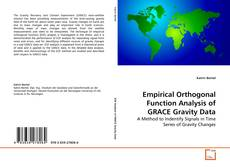Bookcover of Empirical Orthogonal Function Analysis of GRACE Gravity Data
