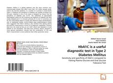 Buchcover von HbA1C is a useful diagnostic test in Type 2 Diabetes Mellitus