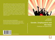 Bookcover of Gender, Employment and the State