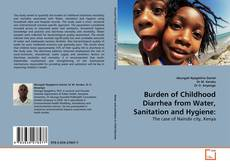 Bookcover of Burden of Childhood Diarrhea from Water, Sanitation and Hygiene:
