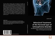 Capa do livro de Behavioral Treatment  of the Paranoid type of Schizophrenia Disorder