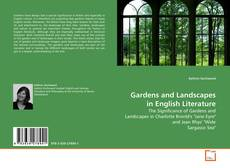 Bookcover of Gardens and Landscapes in English Literature