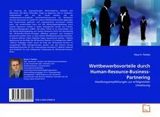 Buchcover von Wettbewerbsvorteile durch Human-Resource-Business-Partnering