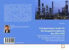 Couverture de Energieeinspar Audit für die Ausgleichsregelung des EEG 2009