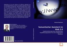 Bookcover of Semantischer Assistent im Web 3.0