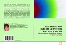 Buchcover von ALGORITHMS FOR HYPERBOLIC SYSTEMS AND APPLICATIONS