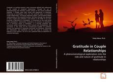 Copertina di Gratitude in Couple Relationships