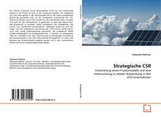 Strategische CSR的封面