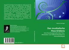 Buchcover von Das musikalische Flow-Erlebnis