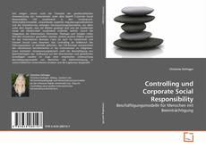 Controlling und Corporate Social Responsibility kitap kapağı