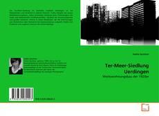 Ter-Meer-Siedlung Uerdingen kitap kapağı