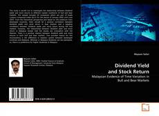Dividend Yield and Stock Return的封面